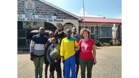 incontri HIV positivi in Kenya incontri globi del mondo